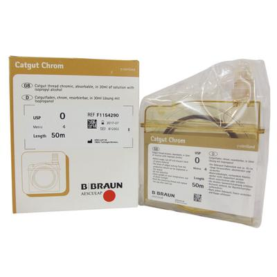 Braun Surgical Sutures in Cassette Packs