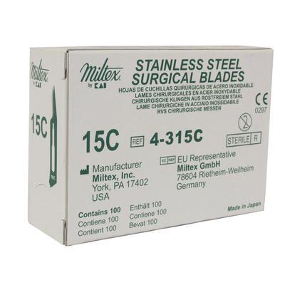 Miltex® Surgical Blades