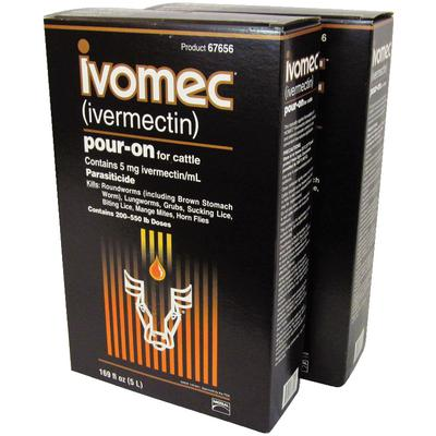 Ivomec® Pour-On for Cattle
