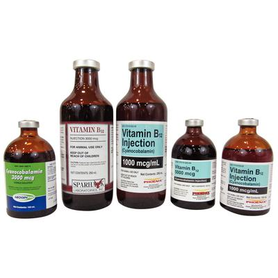 Vitamin B-12 Injection (Phoenix)