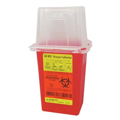 BD™ Nestable Sharps Containers