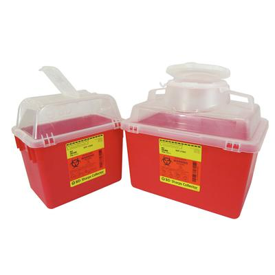 BD™ Multi-Use Nestable Sharps Collectors