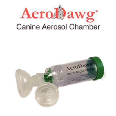 AeroDawg™ Canine Aerosol Chamber