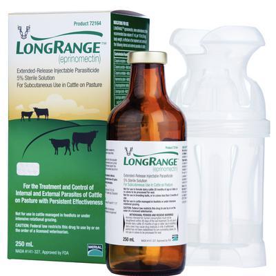 LongRange™ Cattle Dewormer