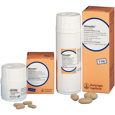 Vetmedin® Chewable Tablets
