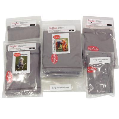 DogLeggs® Surgi-Sox Animal Bandaging System