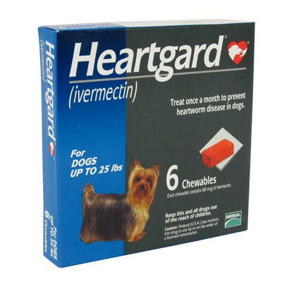Heartgard® Chewables Canine