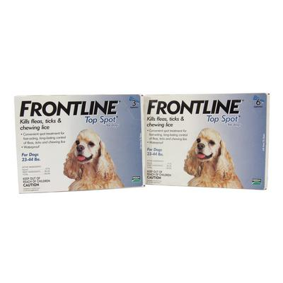 Frontline® Top Spot Canine