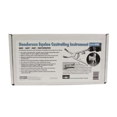 Henderson Equine Castrating Instrument