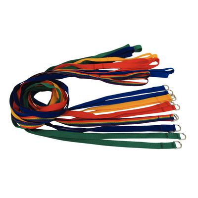 Campbell Flat Leashes With D-Ring