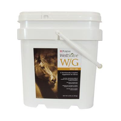 Wellsolve® Well-Gel™ Horse Supplement