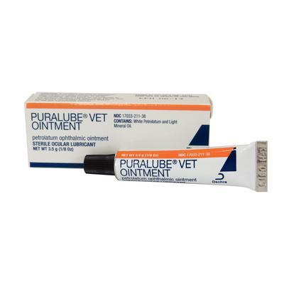 Petrolatum (Puralube) Ophthalmic Ointment 3.5 g