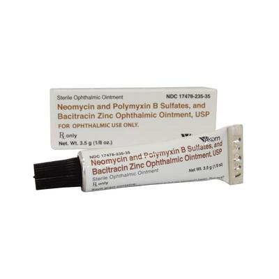Neo Poly Bac Ophthalmic Ointment