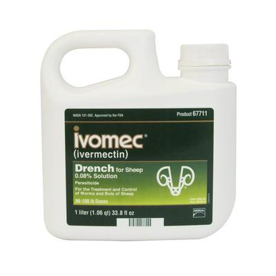 Ivomec® Drench For Sheep