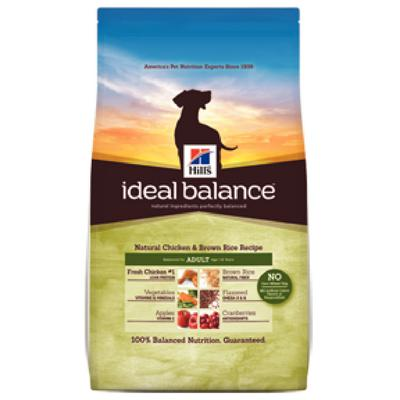 Hill's Canine Ideal Balance™ Formula