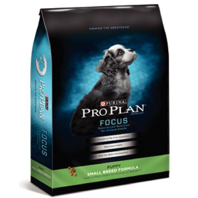 Pro Plan® FOCUS Small Breed Formula Puppy Food