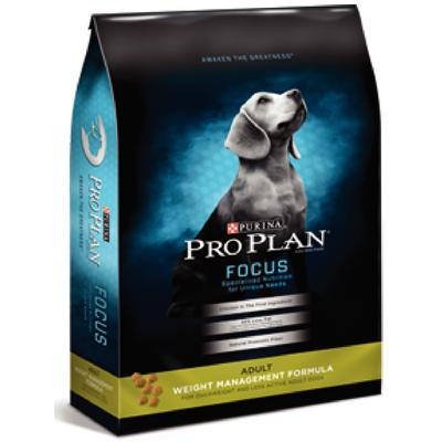 Pro Plan® Focus Chicken and Rice Formula Weight Management Adult Dog Food