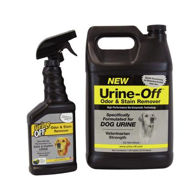 Urine-Off™ Dog and Puppy Formula Odor and Stain Remover