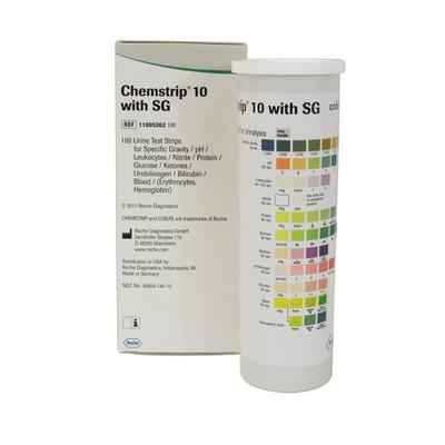 Chemstrip 10