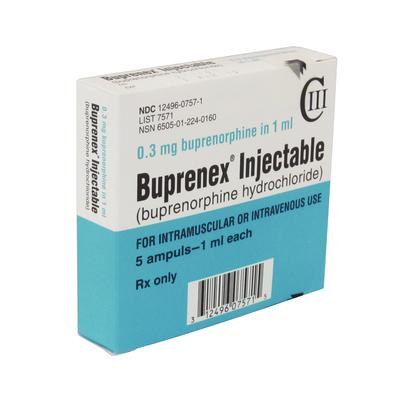 Buprenex C III