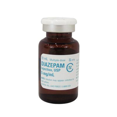 Diazepam Injection C IV