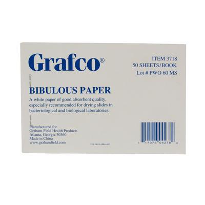 Grafco® Bibulous Paper