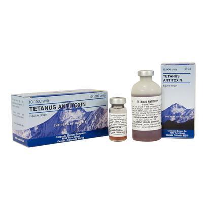 Tetanus Antitoxin (Colorado Serum)