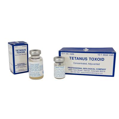 Tetanus Toxoid Concentrated