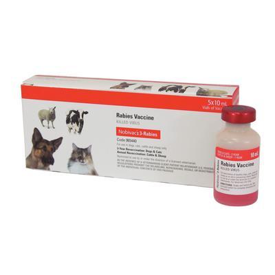 Nobivac® 3-Rabies