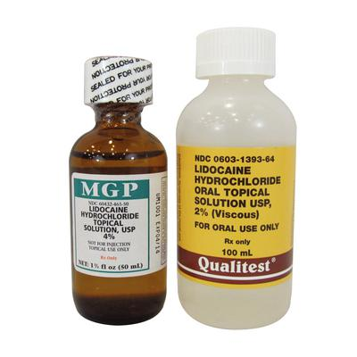 Lidocaine Topical Solution