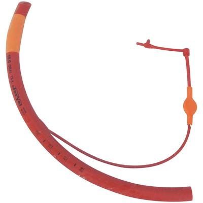 JorVet Red Rubber Endotracheal Tube