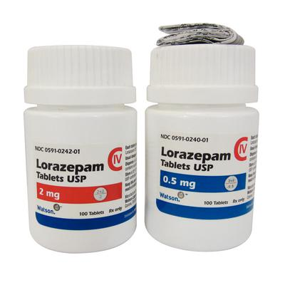 Lorazepam Tablets C IV