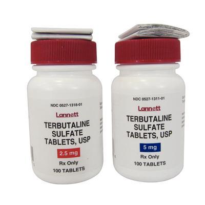 Terbutaline Tablets