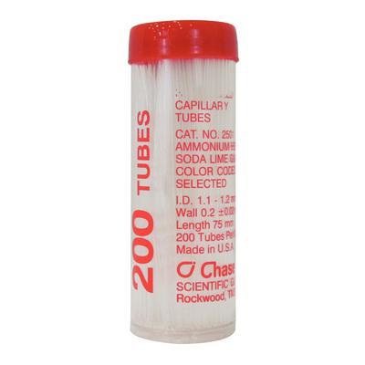 Microhematocrit Tubes Glass