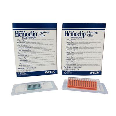 Hemoclip Ligation System