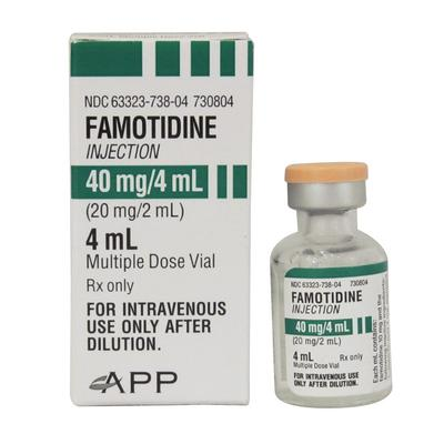 Famotidine Injection