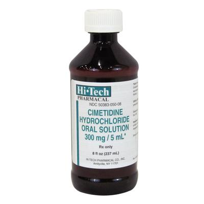 Cimetidine Oral Solution