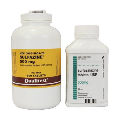 Sulfasalazine Tablets