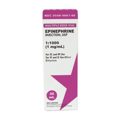 Epinephrine (WVG)