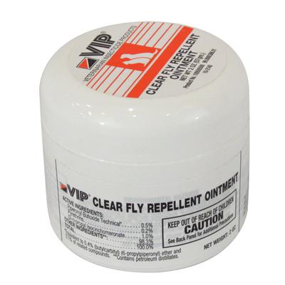 VIP® Clear Fly Repellent Ointment