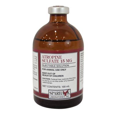 Atropine Large Animal