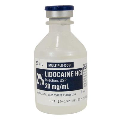 Lidocaine HCL Injection 2%