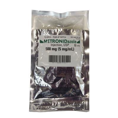 Metronidazole Injection (Bag)