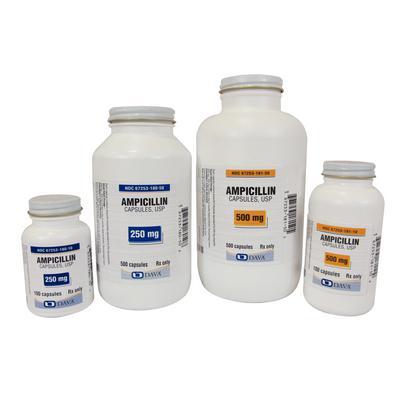 Ampicillin Capsules USP