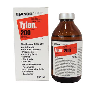 Tylan® 200 Injectable