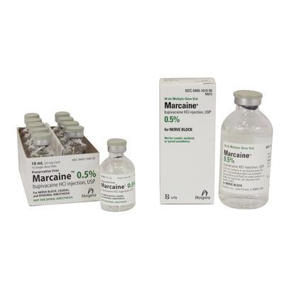 Marcaine 0.5%