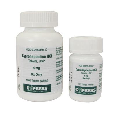 Cyproheptadine Tablets