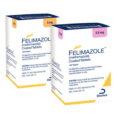 Felimazole™ Coated Tablets