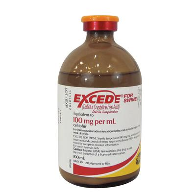 Excede® for Swine