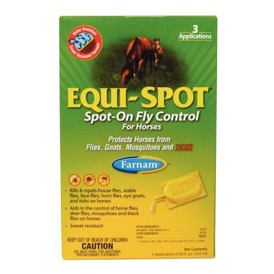 Equi-Spot® Spot-On Fly Control for Horses